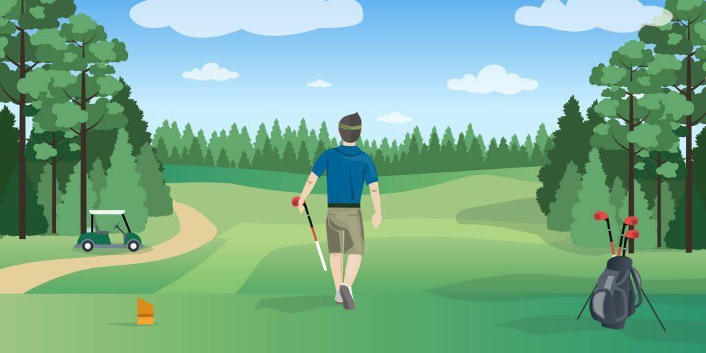 How High To Tee A Golf Ball