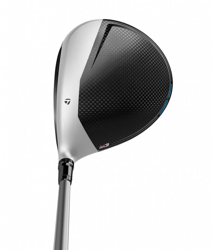 taylormade m3 and m4 driver guide the left rough