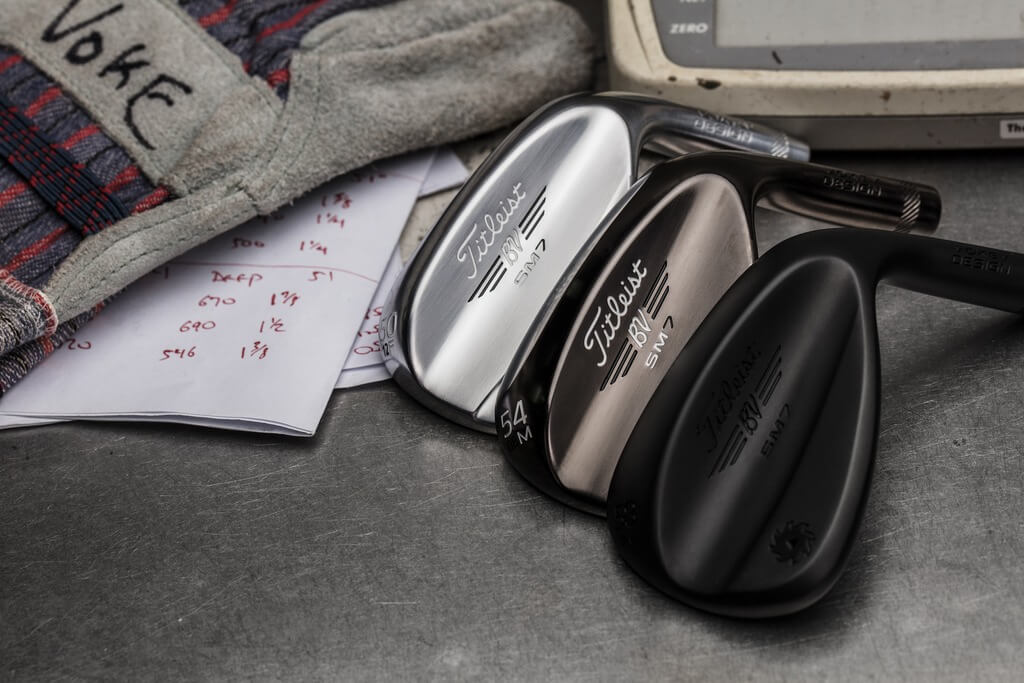 Titleist Vokey SM7 Wedges Review