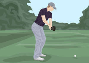 Proper Golf Swing TakeAway
