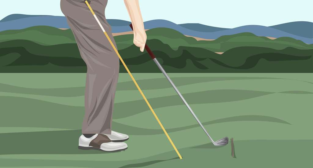 The Simple Guide to getting your Swing On Plane - The Left Rough
