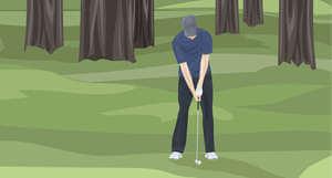 Correct Golf Setup