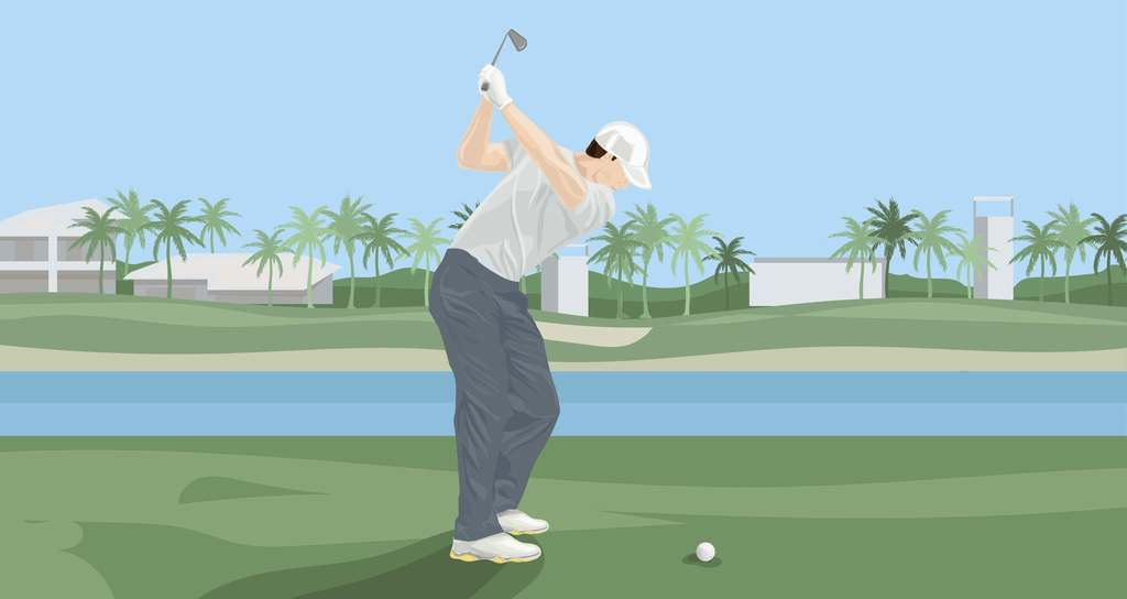 Club Position at Top of Backswing