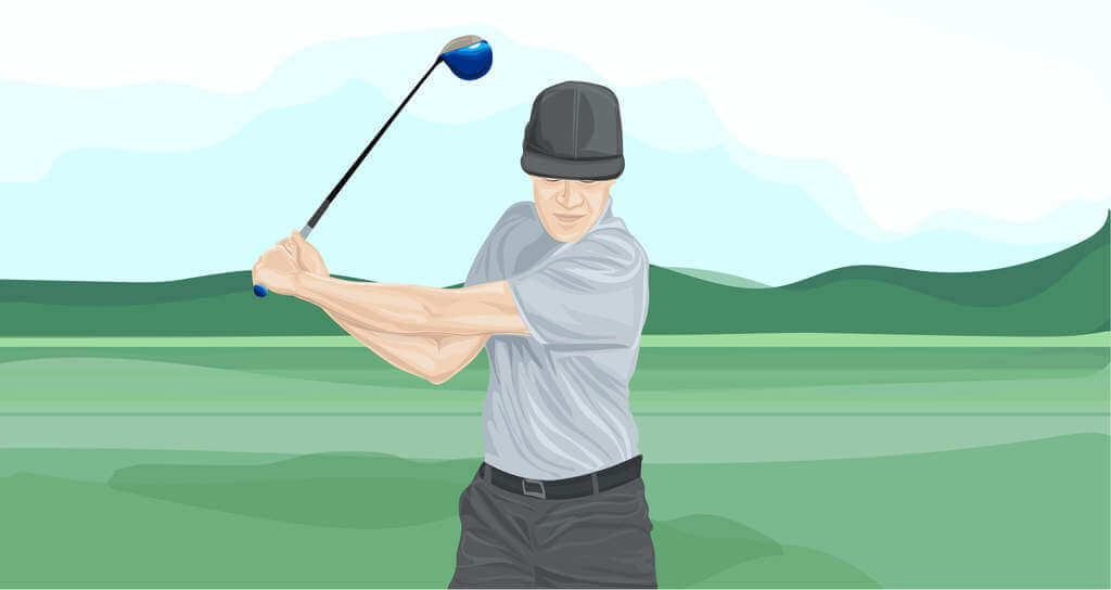 Wrist Action In The Golf Swing The Left Rough