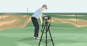 how to video golf swing