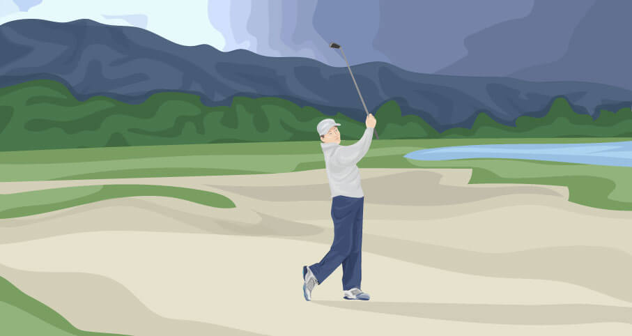 How to Hit Fairway Bunker Shots
