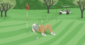 How to avoid Golf Fatigue