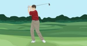 Hip Sway in Backswing