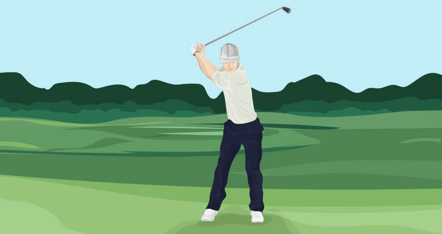 How to Stop Swaying in the Golf Swing
