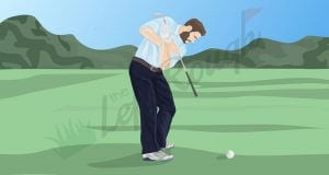 Golf Shoulder Turn