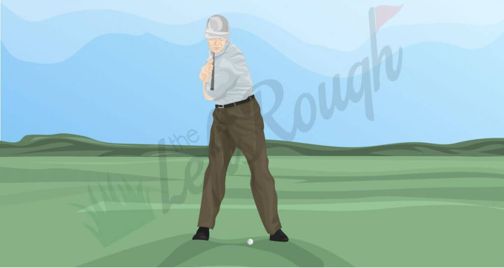 Shoulder Turn in Golf Swing