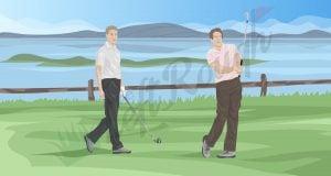 Golf Match Play