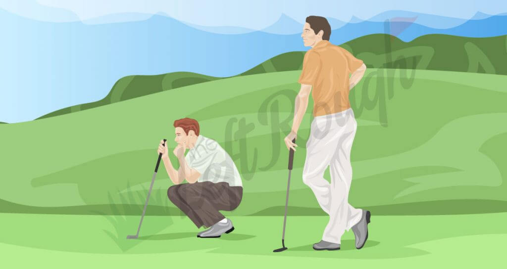 How to Score Match Play in Golf