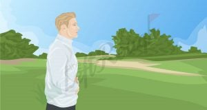 How to Handle First Tee Jitters