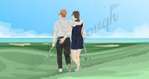 How to Get your Girlfriend into Golf