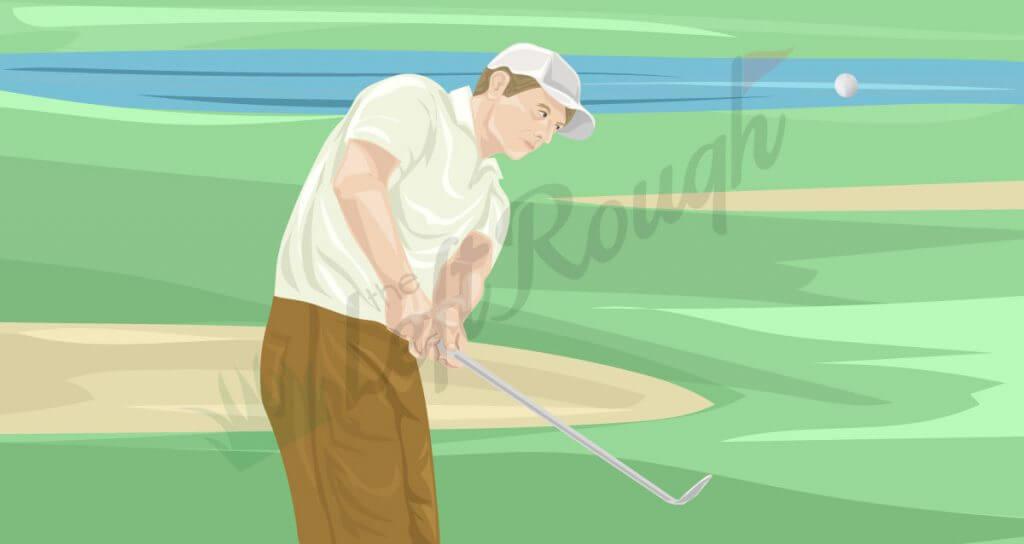 Golf Flop Shot