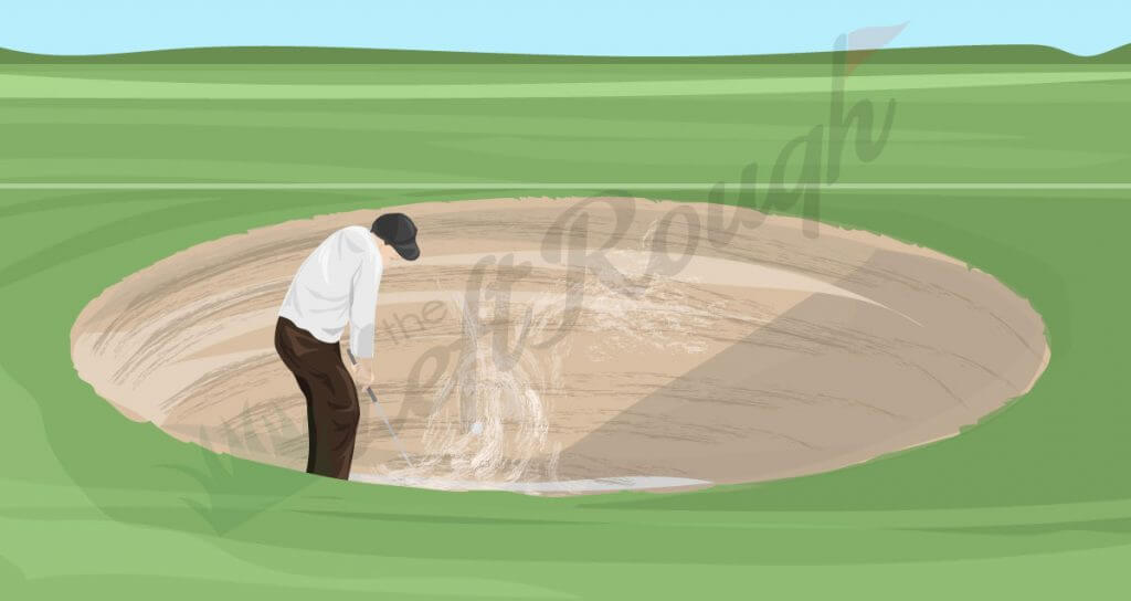Greenside Bunker Shot