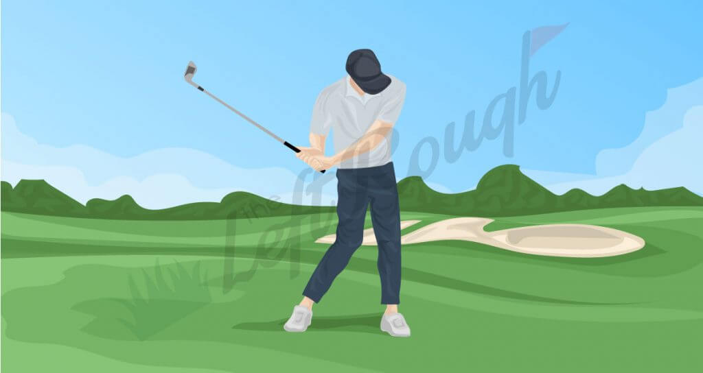 Stuck Downswing Golf