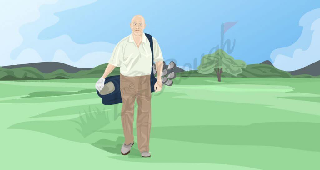 Walk Golf