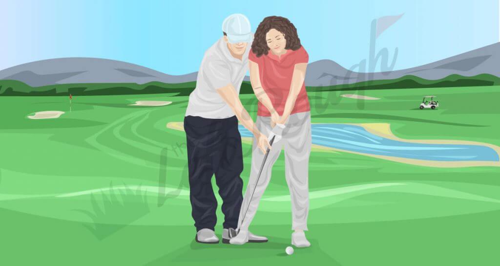 Encourage Women to Play Golf