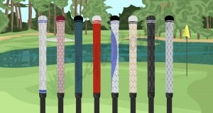 Midsize vs Standard Golf Grips