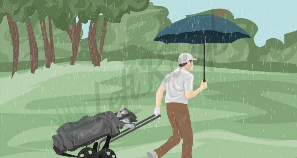 Best Umbrella for Golfers
