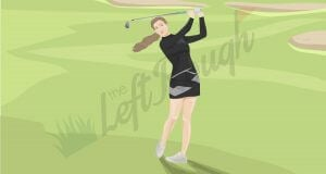 how to maintain spine angle in golf swing