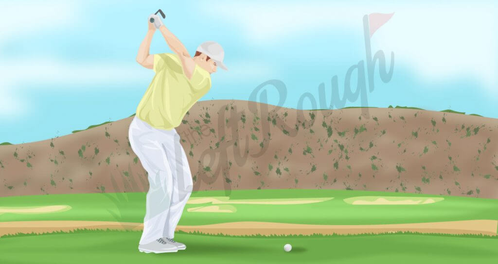 Downswing Transition Move