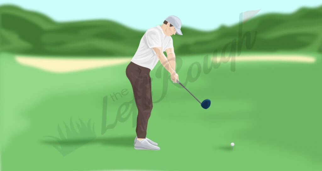 Golf Swing Takeaway