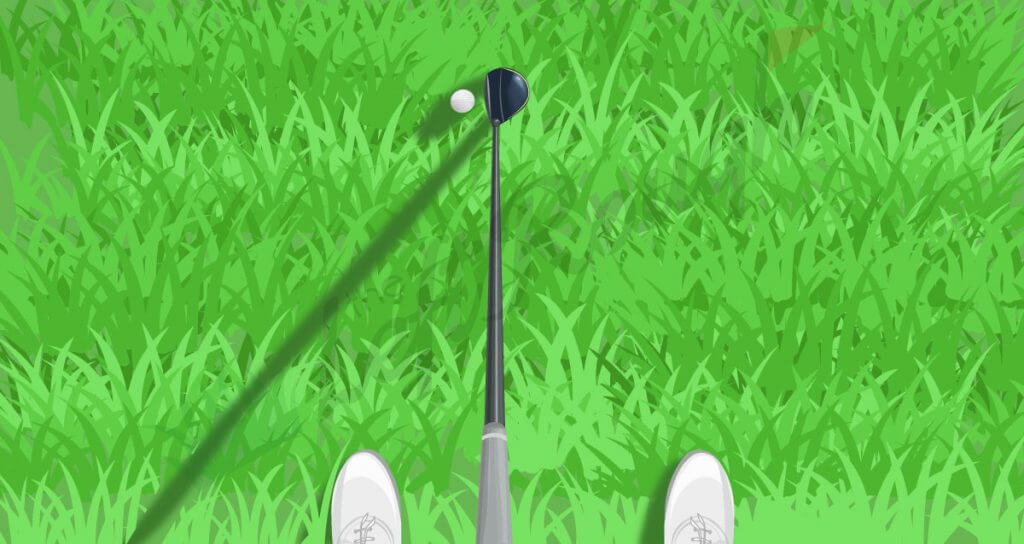 Proper 3 Wood Ball Position