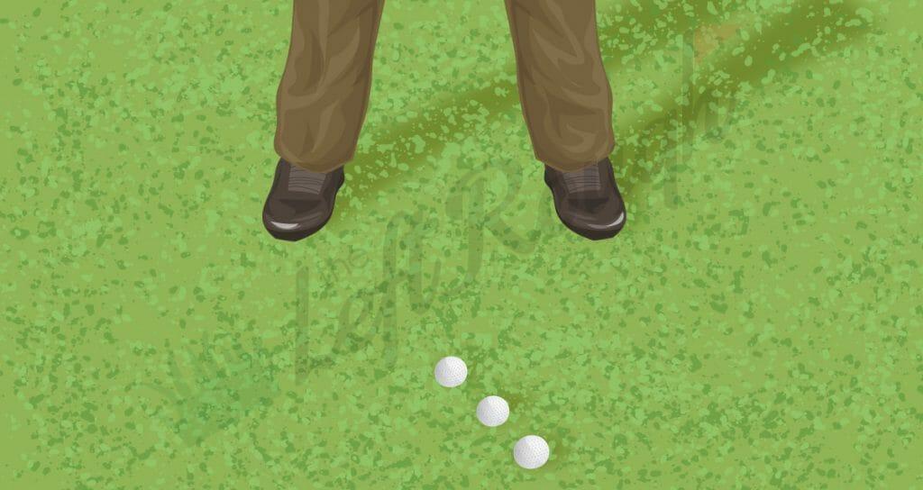 Ball Position Golf
