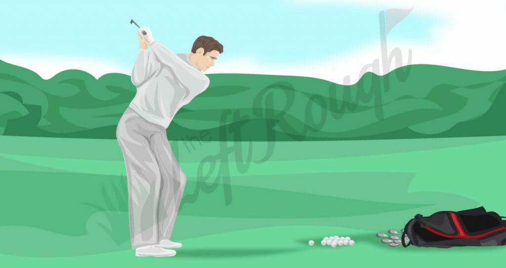Proper Golf Pivot