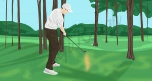 Best Golf Recovery Shots