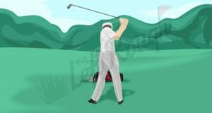 Correct Golf Pivot