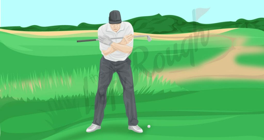 Golf Drill for a Better Pivot Move