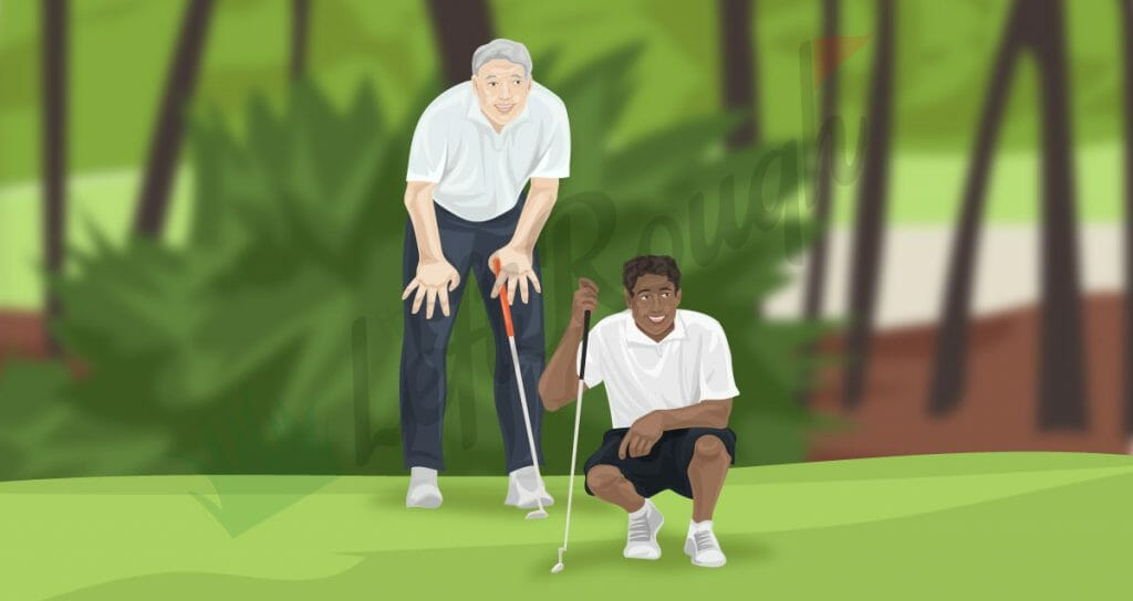 Golf Calcutta Tournament
