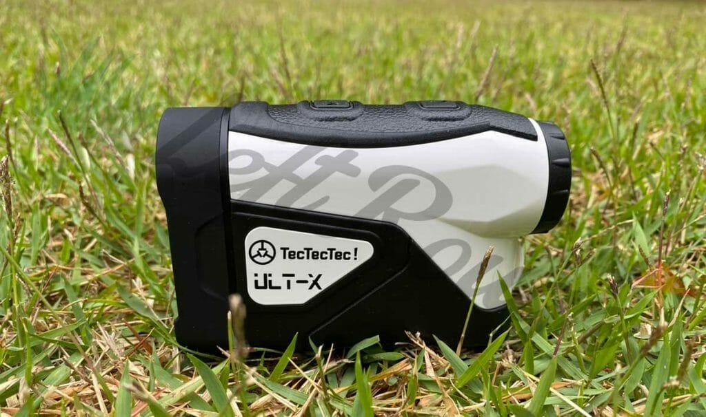 TecTecTec ULT-X Rangefinder No Slope