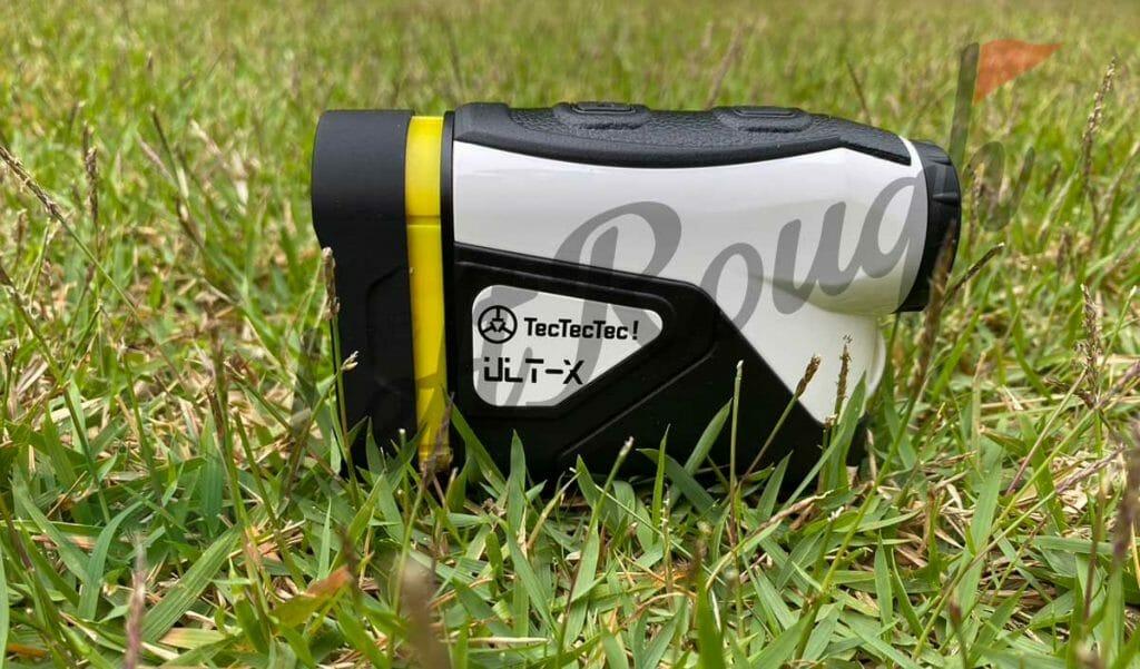 TecTecTec ULT-X Rangefinder with Slope
