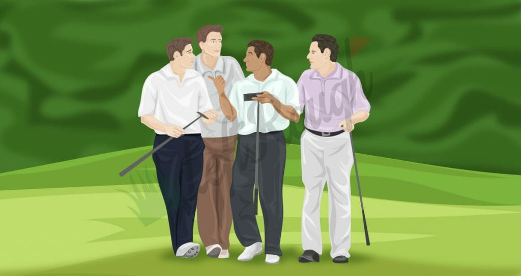 Types of Golf Games
