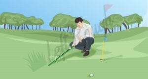 What is a Stimpmeter in Golf?