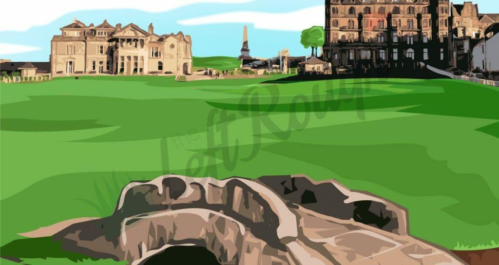 St. Andrews Golf Trip