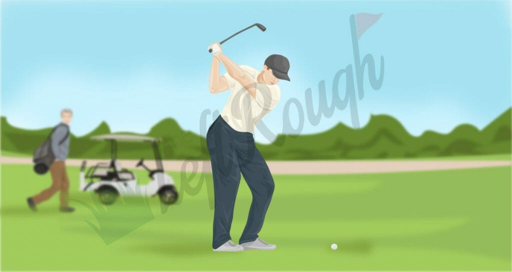 Short Backswing Golf