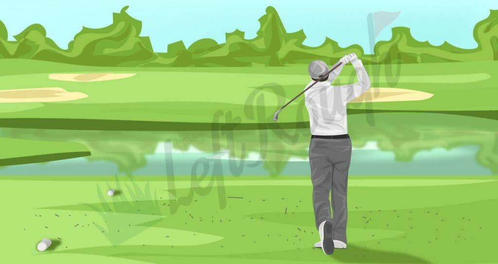 Left Handed Golf Tips