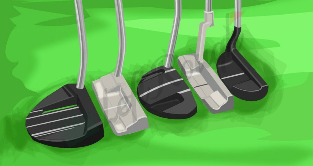 Putter Styles