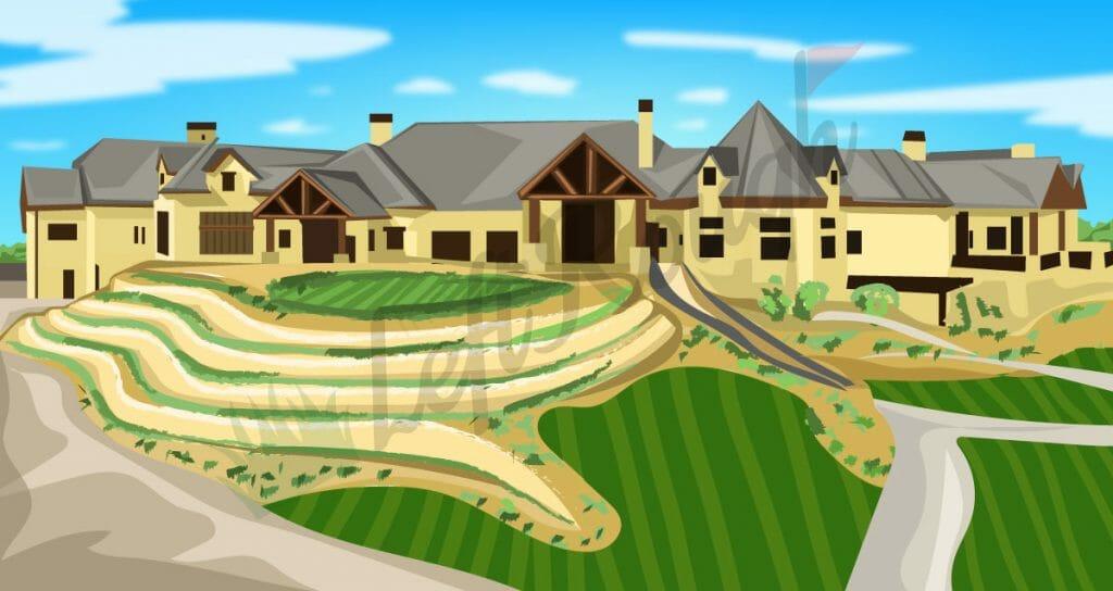 Country Club Membership Fees