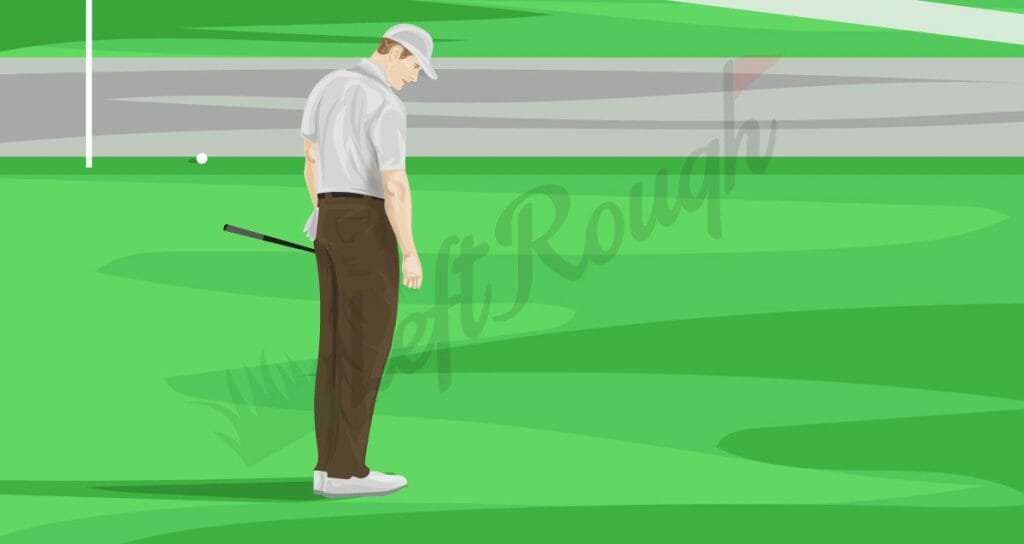 Golf Yips in Short Game