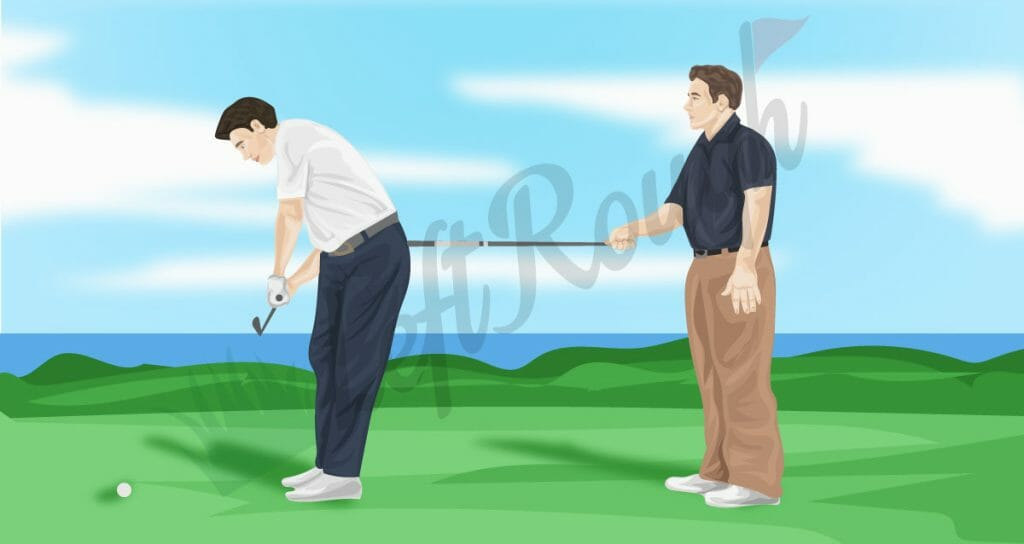Early Extension Golf