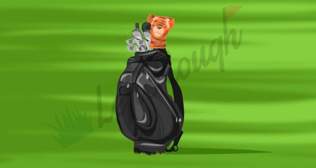 Tiger Woods' Golf Bag
