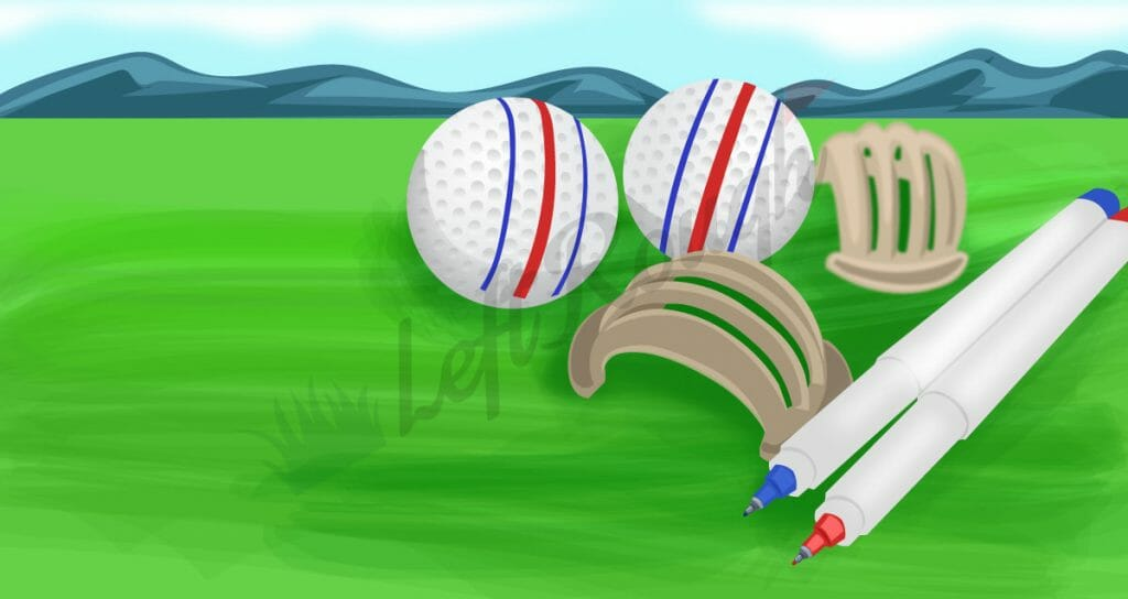 Golf Ball Marking Tool