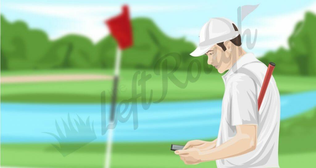 Track Golf Stats